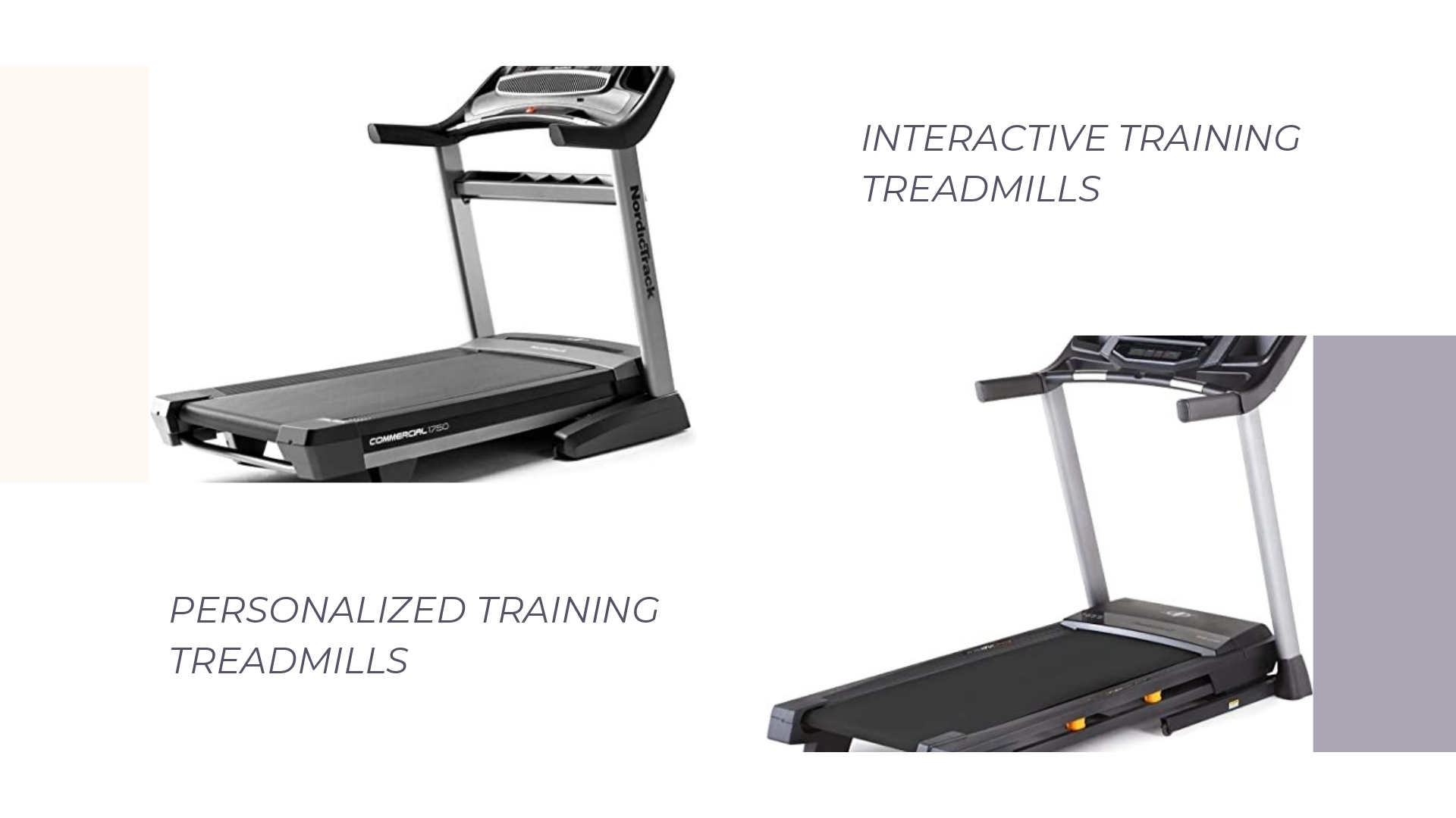6 Best NordicTrack Treadmill Reviews Personalized & Interactive Training