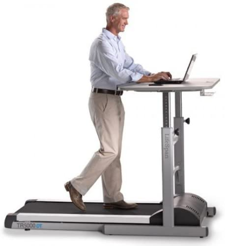 LifeSpan TR5000-DT7 - Best for workspace combination