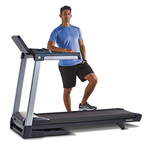 LifeSpan TR4000i – Best for multiple workout programs