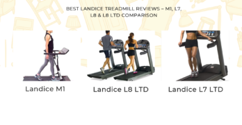 Best Landice Treadmill Reviews – M1, L7, L8 & L8 LTD Comparison