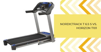 NordicTrack T 6.5 S vs. Horizon T101: Finding the best low-cost treadmill