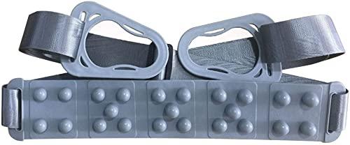 Treadmill massage belt