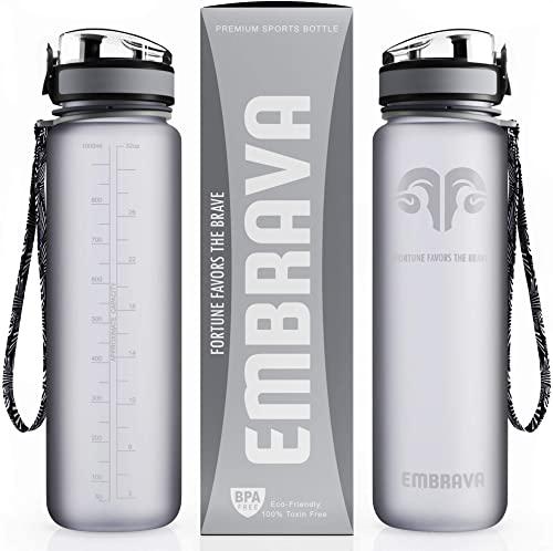 BPA-free water bottle