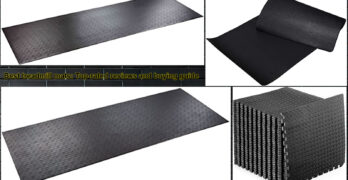[2021 updated] Best treadmill mats: Top-rated reviews and buying guide
