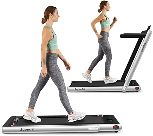 Goplus Treadmill – Best for 2-in-1 design