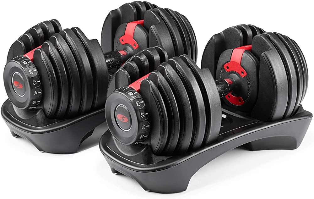 Dumbbells Bowflex - SelectTech Dumbbell ST552