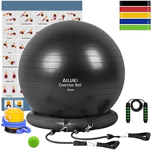 AILUKI Yoga Ball