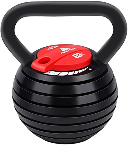 PEAKFORM Kettlebell Weight Set